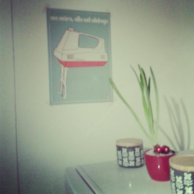 affiche vintage