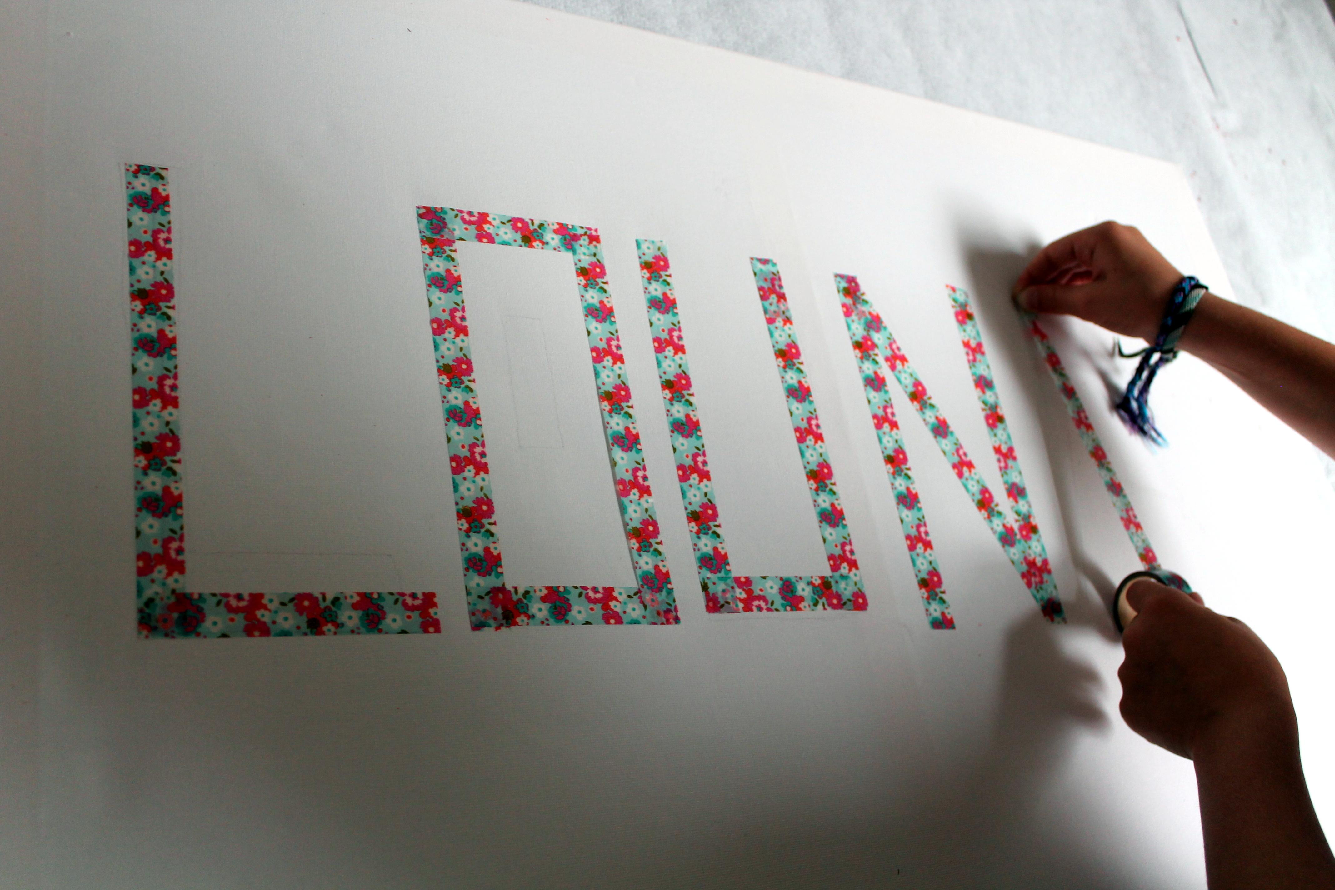 Peinture - Tableau facile et rapide a realiser ...